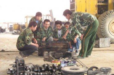 Engineering machinery repair and maintenance